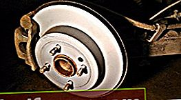 Kia Rio 3 bremžu diski