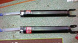 Amortisaatorid KIA CEED 2 jaoks