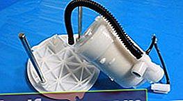 Degvielas filtrs Mazda 6 GH