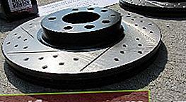 Bremseskiver til Mazda 6