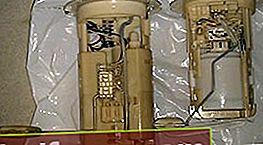 Brændstoffilter til Nissan Eksempel P12