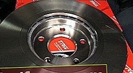 Bremseskiver til Nissan Qashqai