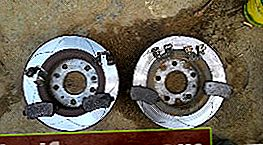 Opel Astra H bremžu diski