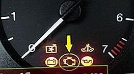 Virhekoodien lukeminen Opel Zafira A: lla ilman skanneria