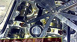Venttiilin säätö Opel Astra N