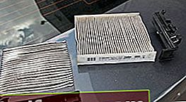 Kabinefilter Renault Duster