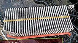 Luftfilter til Renault Duster