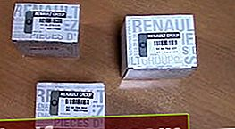 Renault Duster öljynsuodatin