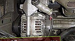 Renault Logan -generaattori