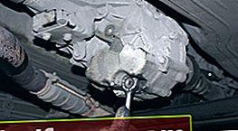 Suzuki Grand Vitara transferkasse olieskift