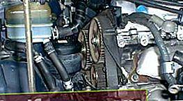 Udskiftning af tandrem Toyota Corona / Caldina