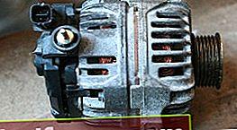 Toyota Corolla generator udskiftning