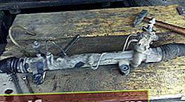 Toyota Avensise roolihoidja asendamine