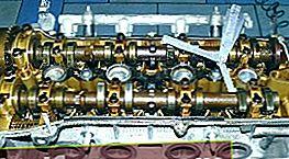 Ventiljustering Toyota Avensis
