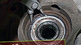 Udskiftning af frontnavet Avensis T250