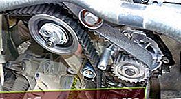 Αντικατάσταση του ιμάντα χρονισμού Volkswagen Passat B6