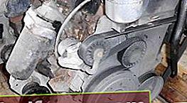 Αντικατάσταση του ιμάντα χρονισμού και της αντλίας ψεκασμού για VW Transporter 2.5 TDI (ACV)