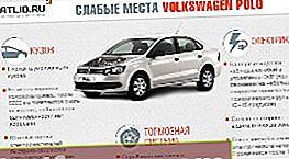 Svagheder Volkswagen Polo