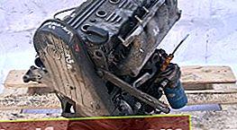 Udskiftning af tandremmen til en Volkswagen Passat B3 med en 9A motor